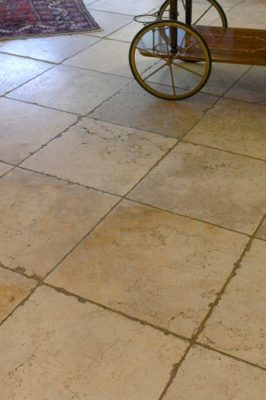 Jerusalem Grey Gold Limestone Tile