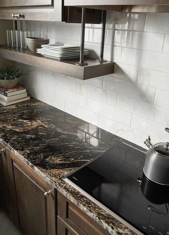 Belevedere Quartzite Kitchen Countertop