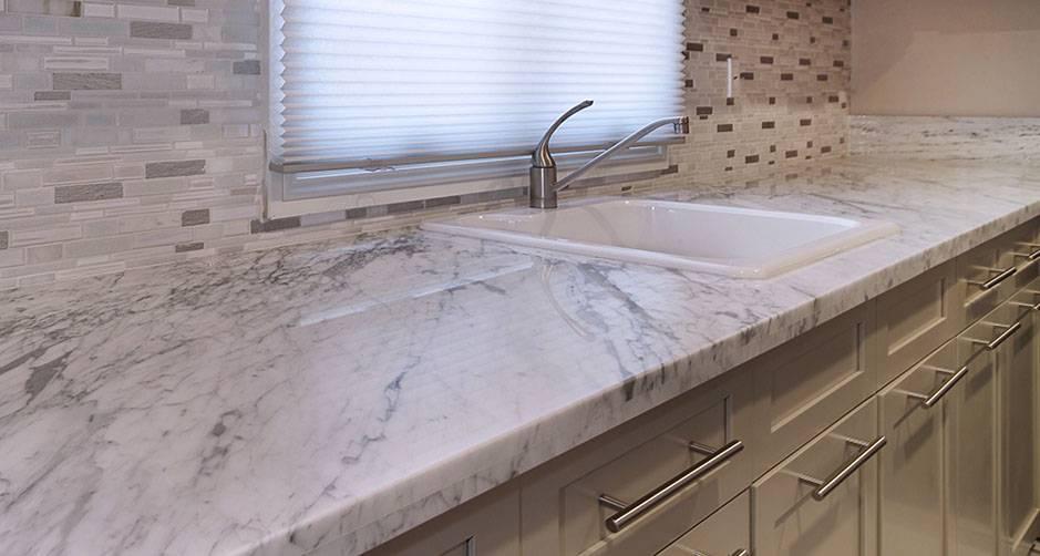 Statuarito Marble Kitchen Countertop