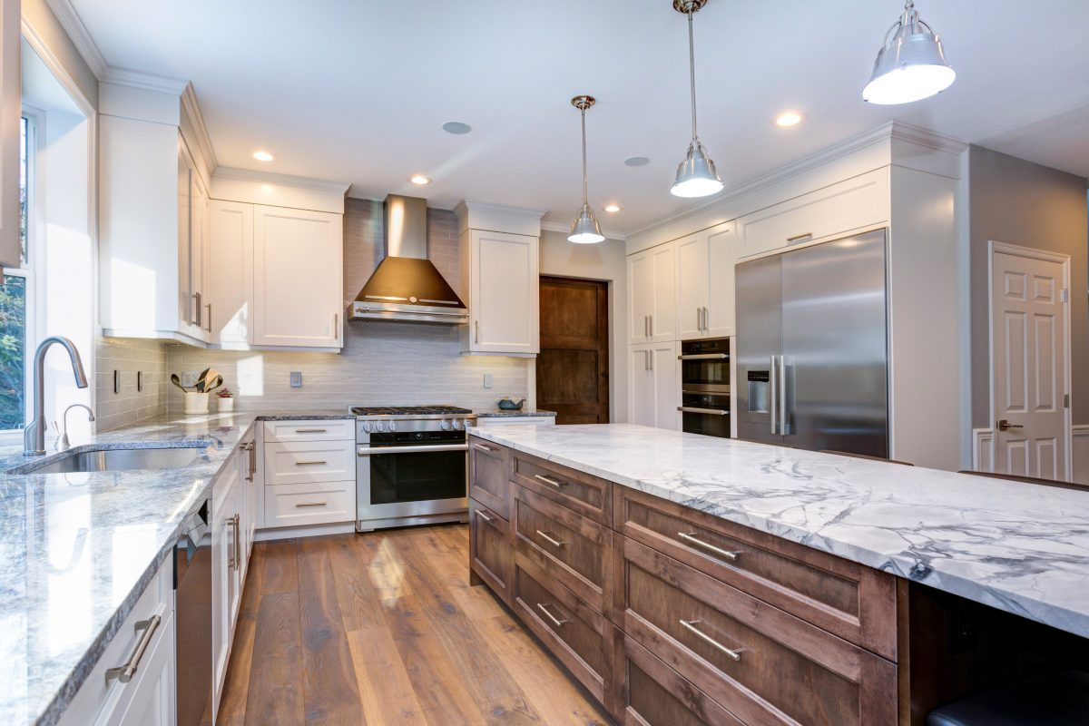 Ceramic Kitchen Remodel Countertops
