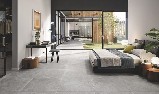 Chateau Gris Natural Floor Tile